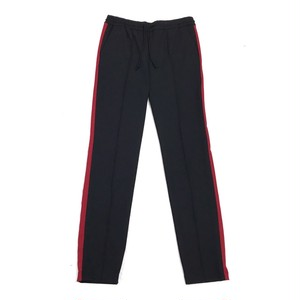 JOHNLAWRENCE SULLIVAN SIDE LINE JERSEY SLACKS BLACK
