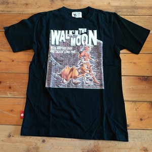 "THE KITANO SHOP Tシャツ ""WALK'IN THE MOON"""