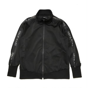 ILL IT - SIGNATURE TRACK JACKET (BLACK) -