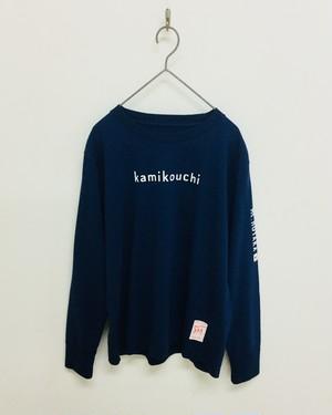 【快晴堂】山歩きUNIクルーネックTシャツ / 83C-25G
