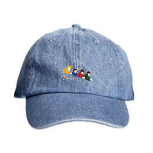 CAP (LIGHT BLUE)