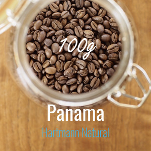 Panama Hartmann Natural 100g