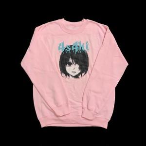 4s4ki × otone Sweatshirts(ライトピンク)