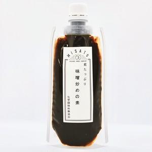 """【味噌炒めの素】-化学調味料無添加で糀たっぷり ! - """"170g"""""""