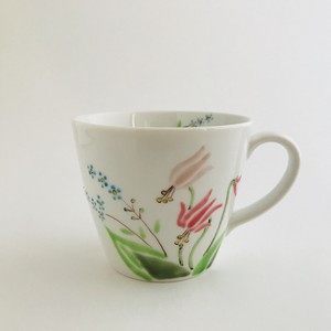春の花 マグカップ