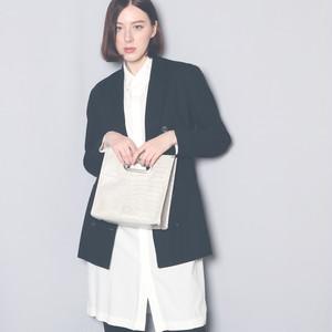 16754000【EDT/イーディーティー】Pu handbag_MONA/合皮ハンドババッグ