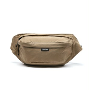 TYPE-MESSENGER BAG / KHAKI BEIGE