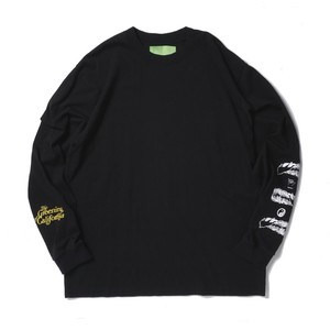 MISTER GREEN Greenting LS(Black)