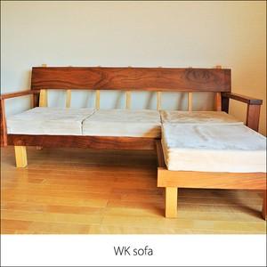WK sofa & ottoman
