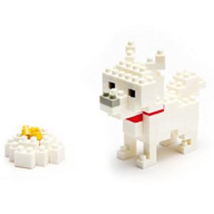 nanoblock 北海道犬