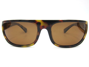 "Shady Spex ""White Light"" sunglasses, Tortoise Fleck w/Polarized Brown lenses"