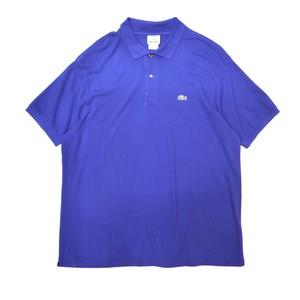 LACOSTE polo shirts blue
