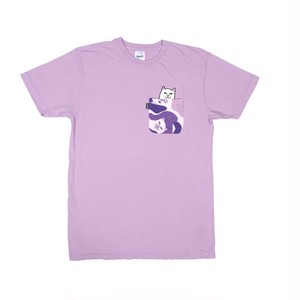 RIPNDIP - Lord Nermal Camo Pocket Tee (Purple camo)