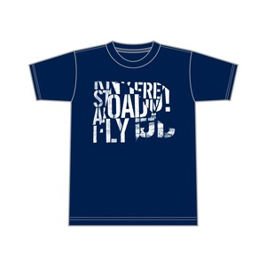 S.A.L STREAMING Type1 T-Shirt(Special Ver.)  Navy