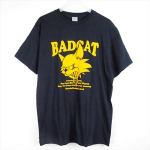[受注生産]Bad Cat S/S Tee
