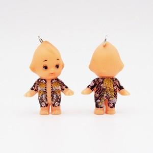 【大江戸桜】虎【刺青キューピー】