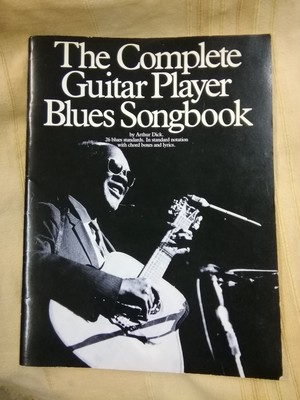 The Conplete Guitar Player Blues Songbook