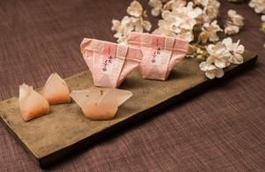 山桜くず餅 5ヶ入(吉野本葛 桜葛餅)