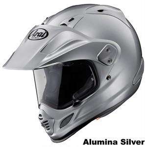 ARAI TOUR CROSS 3 Alumina Silver