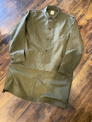 F.O.B FACTORY  French Shirt Coat / OLIVE