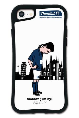 サッカージャンキー ジェリー J セット WAYLLY(ウェイリー) iPhone 8 7 XR XS X 6s 6 Plus XsMax対応!_MK_