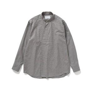 ANITYA Band collar shirt / 20AW-AT40