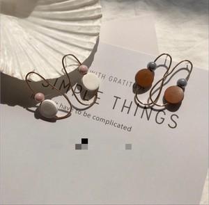 wood earrings (mom)