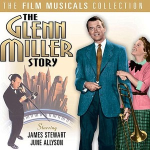 CD 「THE GLENN MILLER STORY / ORIGINAL SOUNDTRACK」