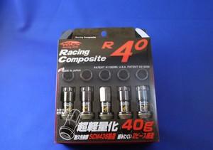 KYO-EI製 R40レーシングコンポジット ロック&ナットセット
