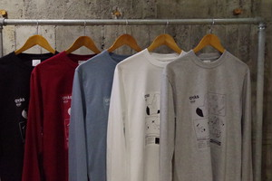 WHIMSY OYAS L/S TEE