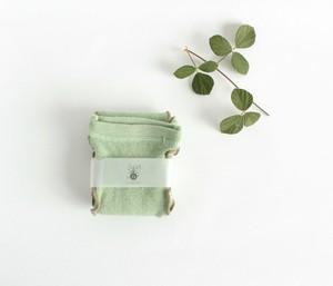 絹&コットン 子供用レッグウォーマー  冷え取り (桑の葉染め)  温活  出産祝い (お色は写真1枚~6枚目)
