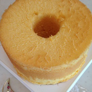 オレンジシフォンケーキ  17cmホール