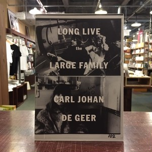 【ZINE】LONG LIVE the LARGE FAMILY