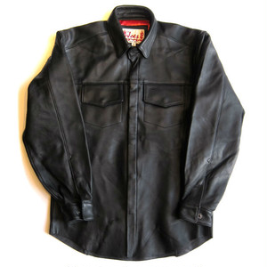 Lil Joe's Legendary Leathers Lambskin Shirt