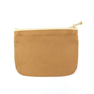 mini財布【ライトブラウン】