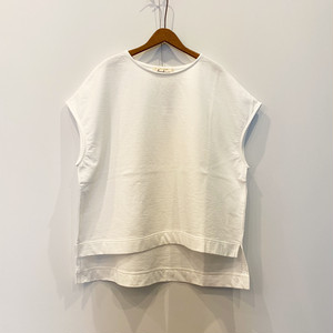 C91240 Light Sweat French Sleeve Tee