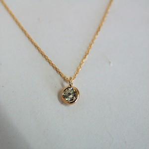 k18ゴールド ダイヤネックレス y0825
