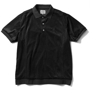 40% OFF! FUCT SSDD / GENERAL VELOUR POLO SHIRT / 48208