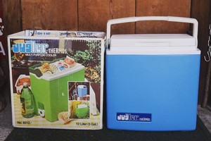 USED 70s THERMOS THE Jugler Multi Cooler G0560
