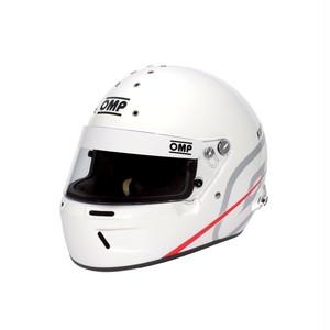 SC799020 GP-R HELMET White(Hans posts fitted)