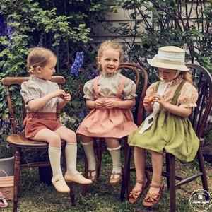 «sold out»«pour enfant» フリン スカート flynn skirt