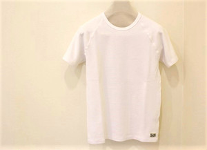Kepani Short Sleeve T-shirts white【KP9901MS】