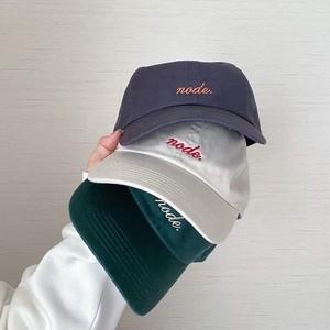 lettering cap