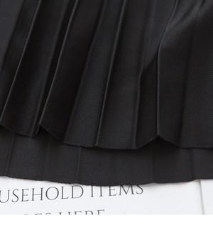 〈カフェシリーズ〉オルガンプリーツスカート【organ pleats skirt】