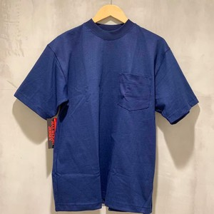 CAMBER-MAX-WEIGHT POCKET S/S TEE - navy