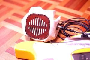 Kinchaku Amp /巾着型ギターアンプ