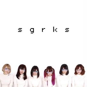 1stシングル『sgrks』TypeB