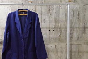 DEADSTOCK SAG HARBOR tailored shirt jkt