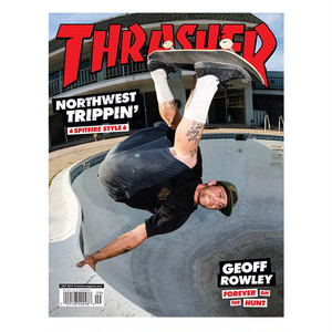 THRASHER - September 2019. Issue 470