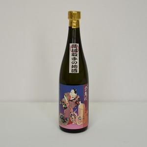純米吟醸酒(流行り猫ラベル) 720ml